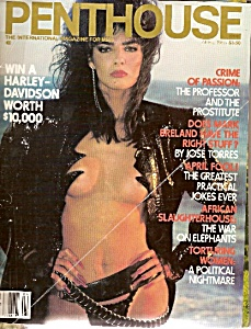 Penthouse magazinen -  April 1985 (Image1)