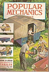 Popular Mechanics magazine   May 1954 (Image1)