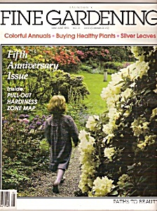 Fine Gardening magazine -  May/June 1993 (Image1)