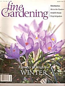 Fine Gardening magazine -  February 1998 (Image1)