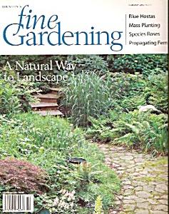 Fine Gardening magazine =February 2000 (Image1)