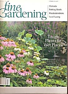 Fine Gardening magazine (Taunton's) - October 1997 (Image1)