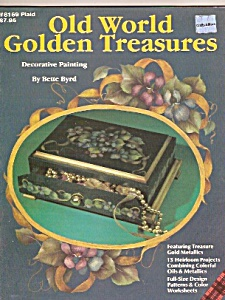 Old World  Golden Treasures - copyright 1986 (Image1)