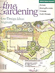 Taunton's Fine Gardening magazine -  April 2000 (Image1)