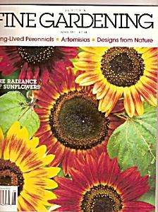 Fine Gardening magazin - August 1995 (Image1)