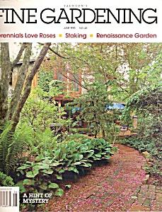 Fine Gardening magazine -  June 1995 (Image1)