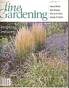 Fine Gardening magazine - December 1998 (Image1)