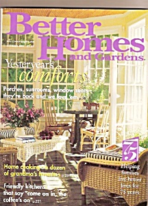 Better Homes And Gardens Magazine- October 1997