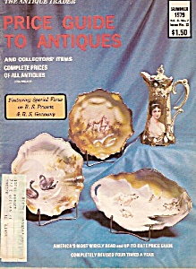 The Antique Trader - Price guide to antiques - Summer 1 (Image1)