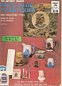 The Antique Trader price guide to antiques - February 1 (Image1)