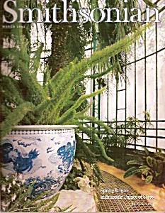 Smithsonian magazine- March 2001 (Image1)