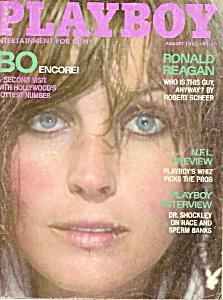 Playboy magazine - August 1980 (Image1)