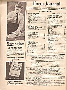 Farm Journal -   October 1951 (Image1)
