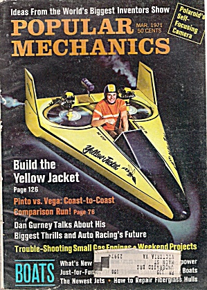Popular Mechanics   Mar. 1971 (Image1)