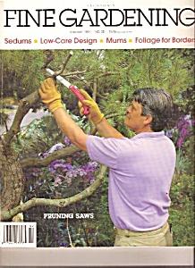Fine Gardening magazine -[  February 1994 (Image1)