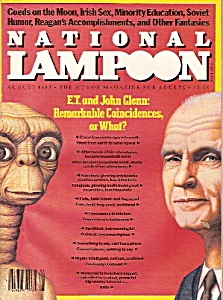 National Lampoon magazine - August 1983 (Image1)