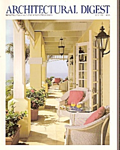 ARchitectural Digest - July 1991 (Image1)