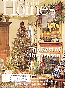 Colonial Homes -  Holiday 1999 (Image1)