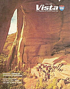 Vista - Exxon travel club magazine -  Fall 1980 (Image1)