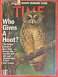 Time Magazine- June25, 1990