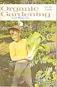 Organic Gardening -  July 1969 (Image1)