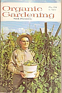 Organic Gardening and farming - May 1968 (Image1)