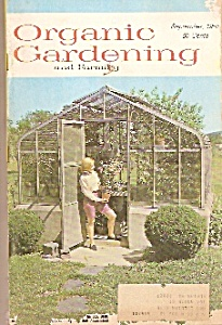 Organic Gardening And Farming - September 1965