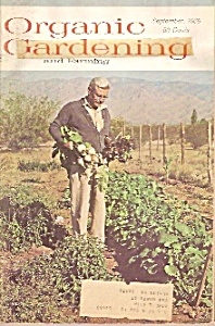 Organic Gardening and Farming -  September 1965 (Image1)
