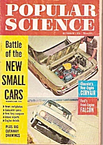 Popular Science magazine -  October 1959 (Image1)