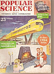 Popular Science monthly -  Occtober 1953 (Image1)