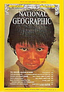 National Geographic magazine -  October 1972 (Image1)