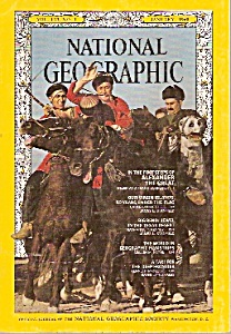 Ntional Geographic Magazine- January 1968