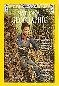 National Geographic magazine -  August 1976 (Image1)