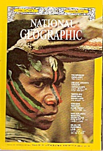 National Geographic magazine - January 1972 (Image1)