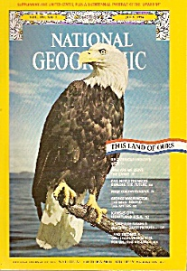 National Geographic magazine -  July 1976 (Image1)