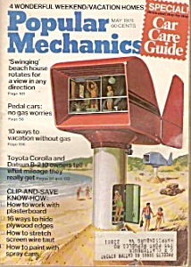 Popular Mechanics -  May 1974 (Image1)