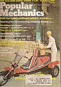 Popular Mechanics magazine - June 1974 (Image1)