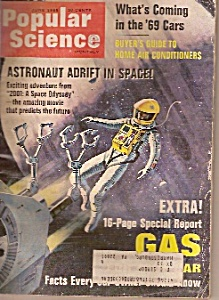 Popular Science Monthly - June 1968