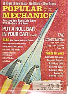 Popular Mechanics - March 1968 (Image1)