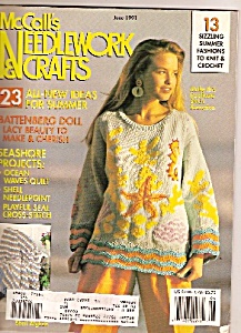 McCall's Needlework and crafts - June 1991 (Image1)