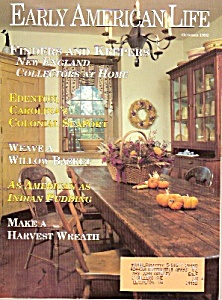Early American Life -  October 1992 (Image1)