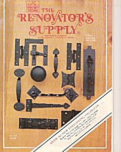The renovators supply catalogue   3-1-88 (Image1)