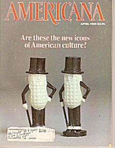 Americana magazine- 'april 1989 (Image1)