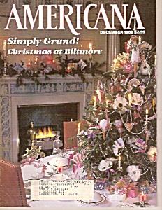 Americana Magazine- December 1989 (Image1)
