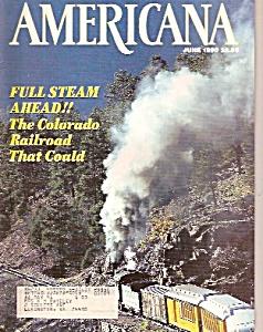 Americana magazine - June 1990 (Image1)