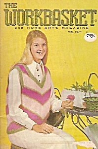 Workbasket  and Home arts magazine- May 1974 (Image1)