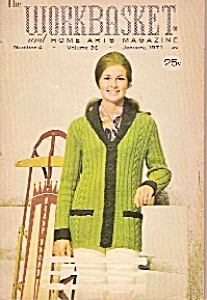 Workbasket magazine -January 1971 (Image1)