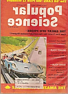 Popular Science Magazine - October 1967