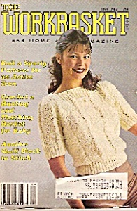 Workbasket and home arts magazine -  April 1982 (Image1)
