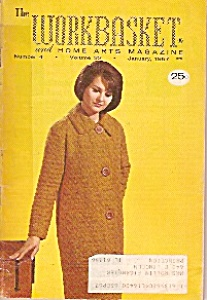 Workbasket and home arts magazine -  January 1967 (Image1)